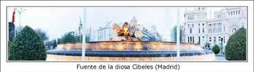 Fuente de Cibeles